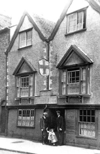 3 Stert Street in 1921