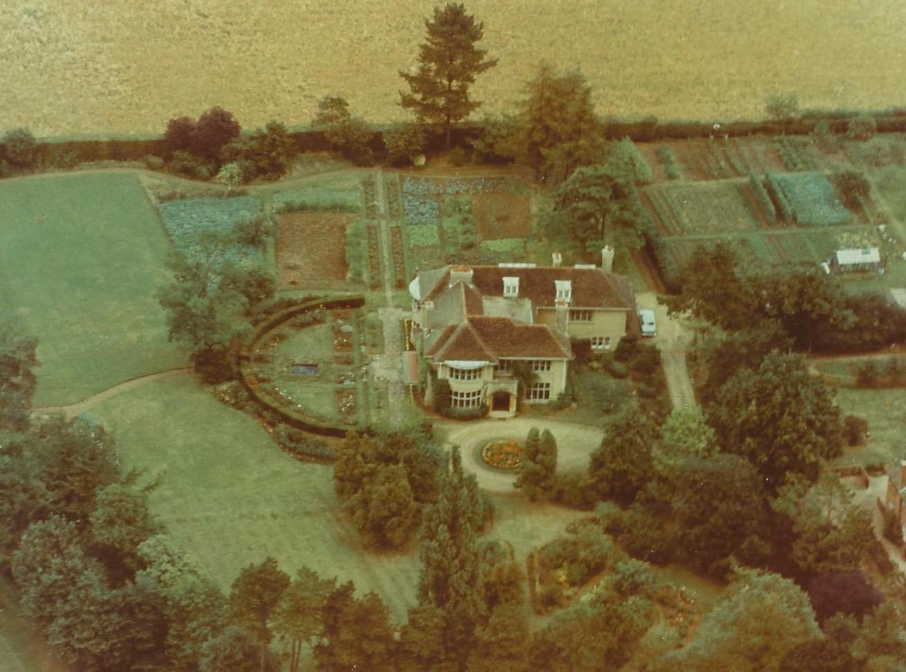 Waysmeet in about 1970.