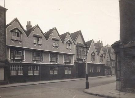 Lion Hotel, Abingdon