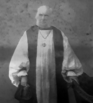 Nathaniel Dodson in old age