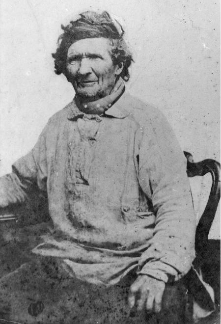 Thomas Hemmings in 1874 or 1880