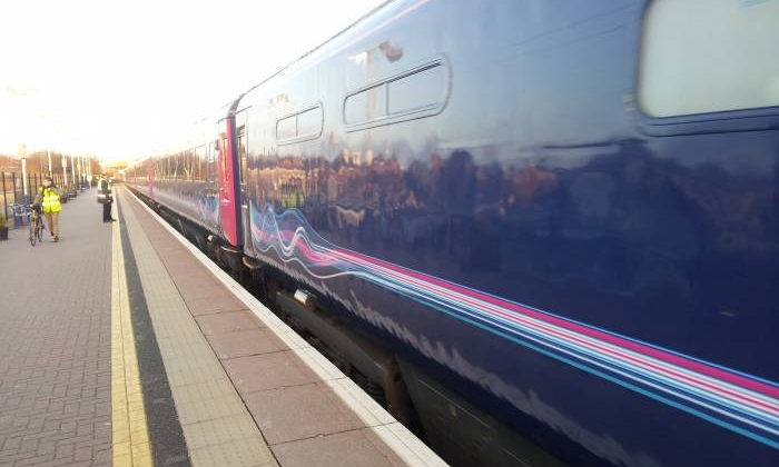 Getting to Abingdon-on-Thames by train