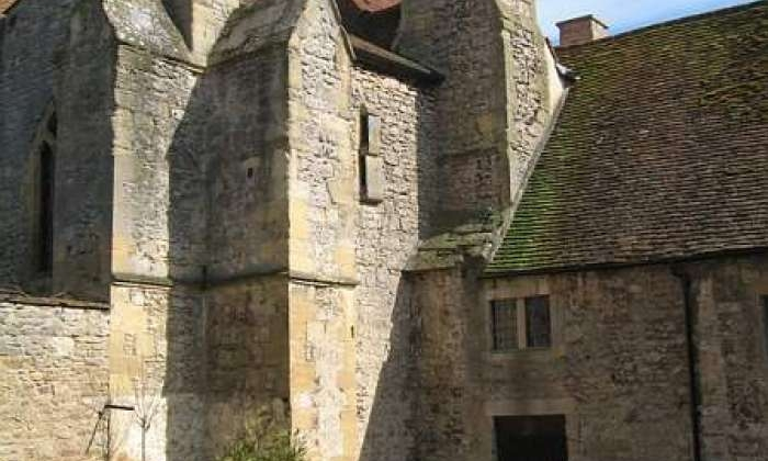 Visit Abbey Buildings