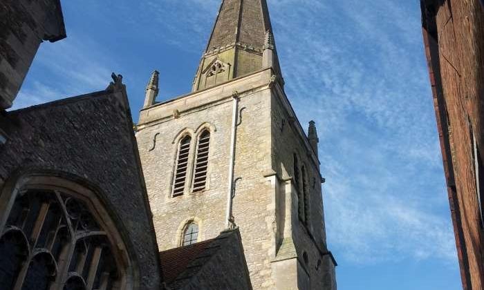 Visit St Helen's Church & Almshouses