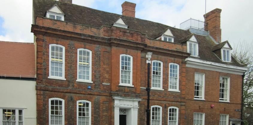 Stratton House, 50 Bath Street, Abingdon