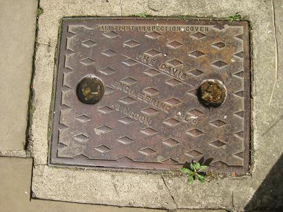 Figure20Davis drain cover (© David Clark, 2020)