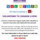 Enrych Volunteers needed
