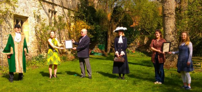 High Sheriff Awards to Abingdon Community Groups