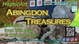 HapticArt – Abingdon Treasures Exhibition