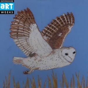 Oxfordshire Artweeks – 'Birds' Exhibition by Artist Ticia Lever
