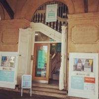Quiet Time at Abingdon Museum