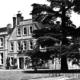 Figure 1 Caldecott House, west elevation