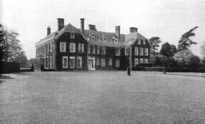 Figure 8 Caldecott House (east elevation) in 1935 from the sale catalogue