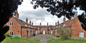 Lyford Almshouses, now known as Alms Court