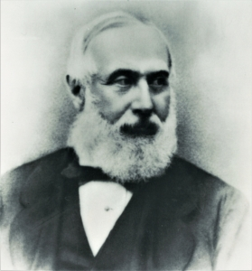 Bromley Challenor as mayor 1863-64 © Courtesy of Abingdon County Hall Museum