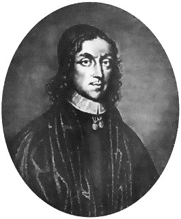 Peter Heylyn (after Robert White (1681); From Wikimedia; public domain)